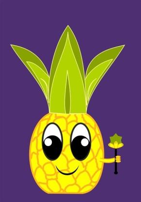 pineaple king