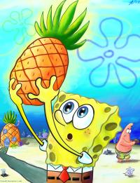 spongebob-pineapple