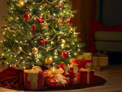 kerstboomoptuigen